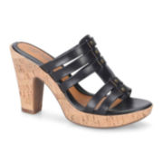 Eurosoft™ Faina Heeled Sandals