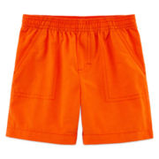 Okie Dokie® Shorts - Baby Boys newborn to 24m