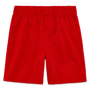 Okie Dokie® Basic Shorts - Baby Boys newborn-24m