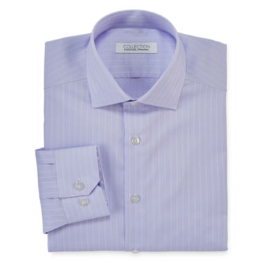 jcpenney.com | Collection by Michael Strahan Long-Sleeve Stretch Cotton Dress Shirt - Big & Tall