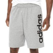 adidas® Linear Fleece Shorts