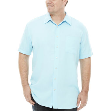 jcpenney.com | The Foundry Supply Co.™ Short-Sleeve Shirt - Big & Tall