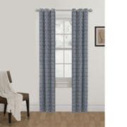 Metronorm Blackout Grommet-Top 2-Pack Curtain Panels