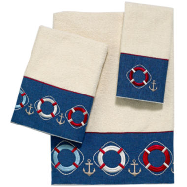 jcpenney.com | Avanti® Life Preservers II Bath Towel Collection