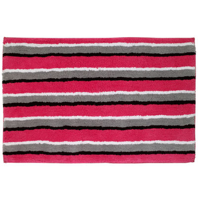 Avanti® Chloe Striped Bath Rug