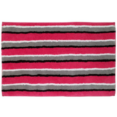 jcpenney.com | Avanti® Chloe Striped Bath Rug