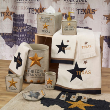 jcpenney.com | Avanti Texas Lone Star Bath Collection