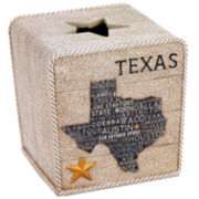 Avanti Texas Lone Star Tissue Cover