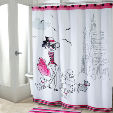 jcpenney.com | Avanti® Chloe Shower Curtain