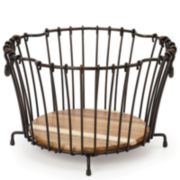 Gourmet Basics By Mikasa® Vintage Round Stacking And Nesting Baskets