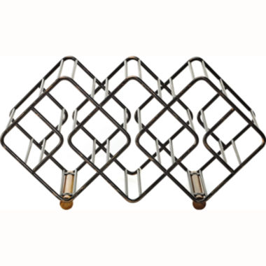 jcpenney.com | Gourmet Basics by Mikasa® 12-Bottle Stackable Wine Rack