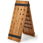 Gourmet Basics by Mikasa® Monteray 48-Bottle Floor Standing Wine Rack