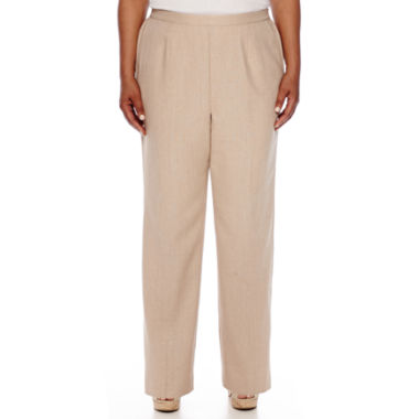 jcpenney.com | Alfred Dunner® Fields Pull-on Pants - Plus