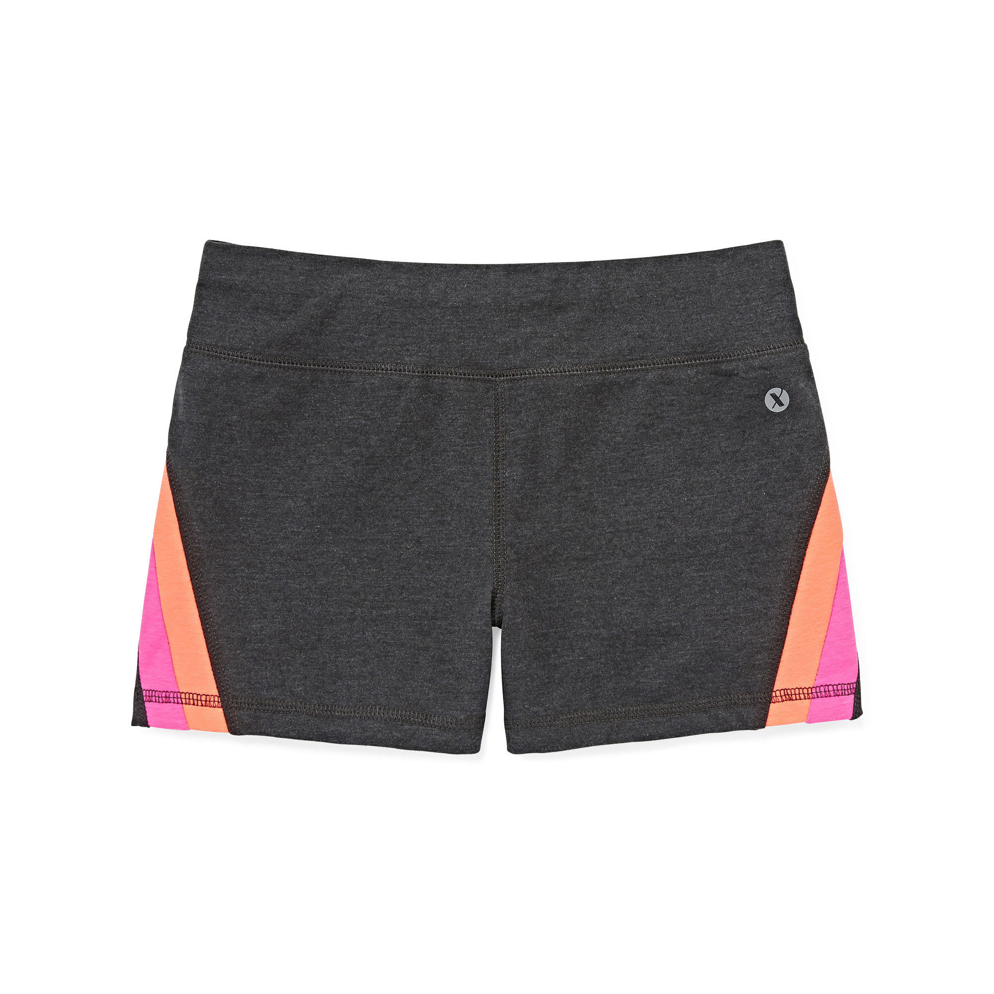 Xersion™ Colorblock Yoga Shorts - Girls 7-16 and Plus plus size,  plus size fashion plus size appare