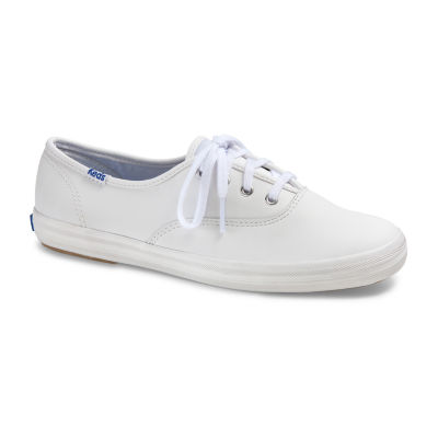 578299716 Keds® Champion Leather Lace-Up Sneakers - JCPenney