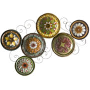 Carbonara Italian Plates Wall Decor
