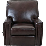 Hannah Faux Leather Recliner