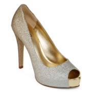 a.n.a® Everly Platform Pumps