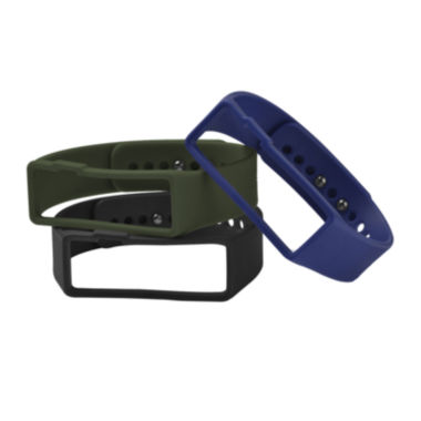jcpenney.com | Nuband Mens 3-pk. Interchangeable Silicone Sport Watch Bands