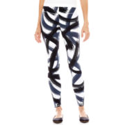 Mixit™ Brushstroke Knit Leggings
