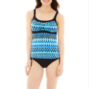 Jamaica Bay® Peasant Tankini Swim Top or Adjustable Bottoms