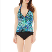 Jamaica Bay® Halterkini Swim Top or Adjustable Bottoms