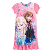 Disney Frozen Sister Nightgown - Girls 4-10