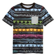 Arizona Tribal Print Tees - Boys 8-20