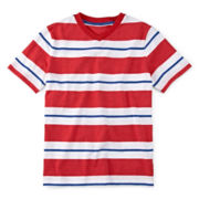 Arizona Striped Tee – Boys 8-20 and Husky