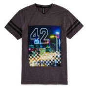 Point Zero® Distortion Tee - Boys 8-20