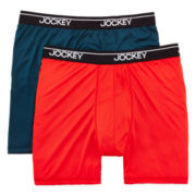 Jockey® 2-pk. Air Boxer Briefs