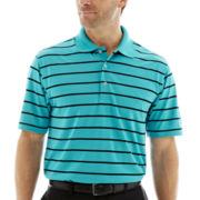 PGA TOUR® Airflux™ 2-Color Striped Polo
