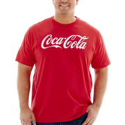 Coca-Cola® Graphic Tee–Big & Tall