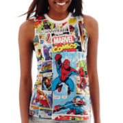 Marvel® High-Low Muscle Tank Top