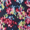 Navy Ground Floral