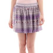 Arizona Faux-Wrap Skirt