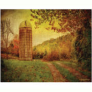 Early Autumn Canvas Wall Art