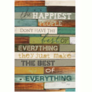 The Happiest Canvas Wall Art