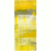 Mellow Yellow Canvas Wall Art