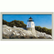 Castle Hill Lighthouse Canvas Wall Art