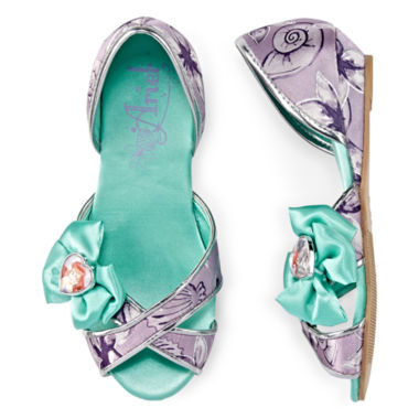 jcpenney.com | Disney Collection Ariel Costume Shoes - Girls 2-13
