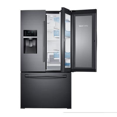 3-Door French-Door Refrigerator  sc 1 st  JCPenney & Samsung ENERGY STAR 278 cu ft 3 Door French Door Refrigerator with ...