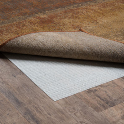 Covington Home Nonslip Rectangular Runner Round Rug Pads
