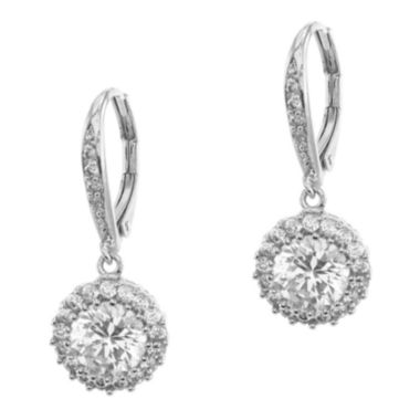 jcpenney.com | CZ by Kenneth Jay Lane Brilliant Dangle Earrings