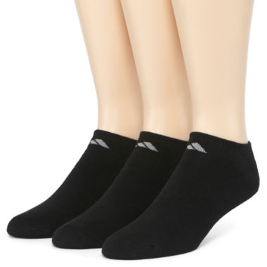 jcpenney.com | adidas® Mens 6-pk. Athletic Cushioned No-Show Socks