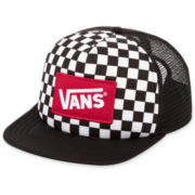 Vans® Checkered Trucker Hat