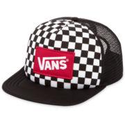Vans® Checkered Trucker Hat