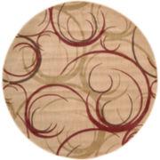 Nourison® Sphere Round Rugs