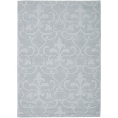 jcpenney.com | Nourison® Thyme Wool Rectangular Rug
