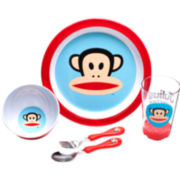 Zak Designs® Paul Frank Set of 2 Child Plates